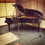 Blüthner zongora
